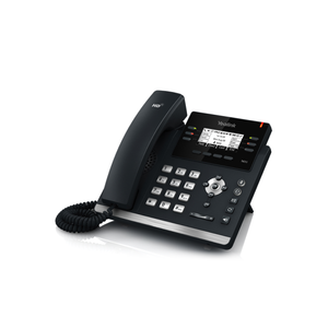 Yealink SIP-T42S - 12-Line IP Phone (PoE) - With Power Supply