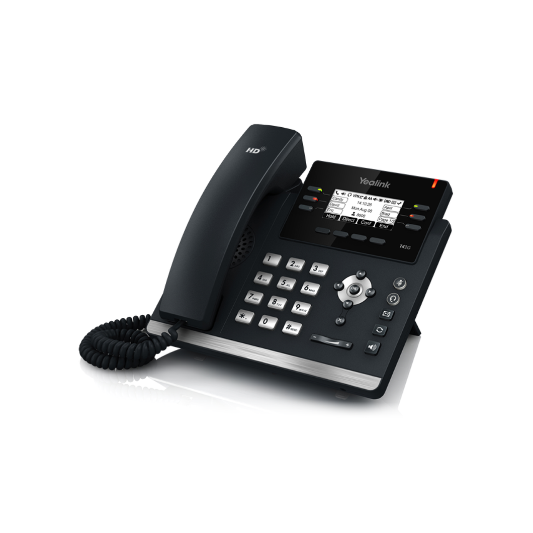 Yealink T42G Desk Phone (Refurbished)