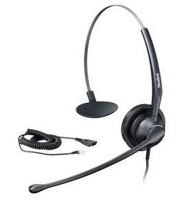 Wideband Headset for Yealink IP Phones