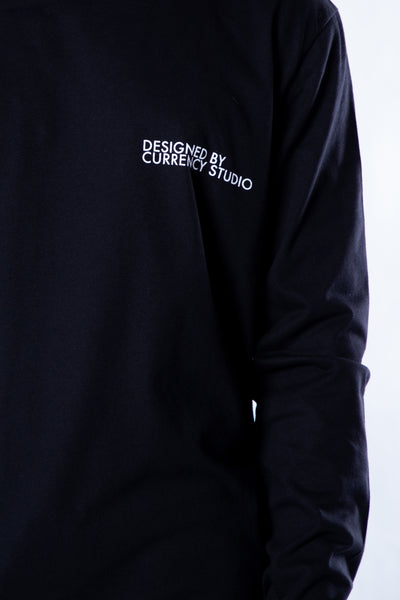 CURRENCY SCRAMBLE LONGSLEEVE