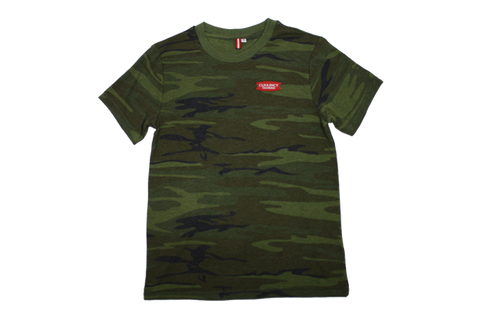 Mini Patch T-Shirt (Camo)