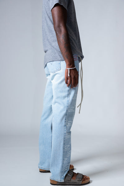 GARMENTS 001 DENIM JEANS