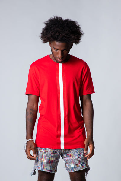 CM STRIPES T-SHIRT