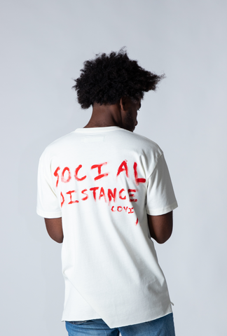 THE SOCIAL DISTANCE T-SHIRT