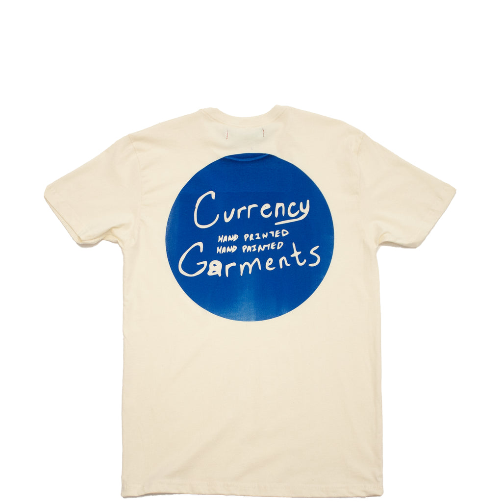 Garments T-Shirt 002 (Back Print)