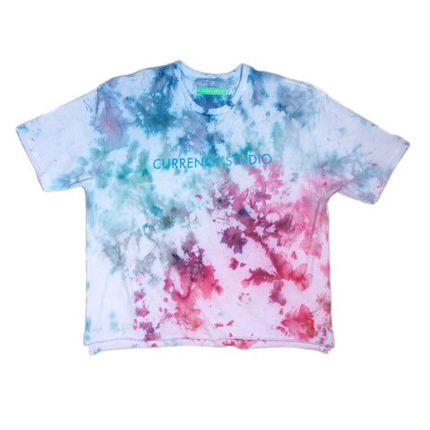 ICE DYE SHORT SLEEVE