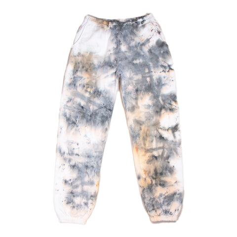 ICE DYE SWEATPANTS - GREY COLLECTION
