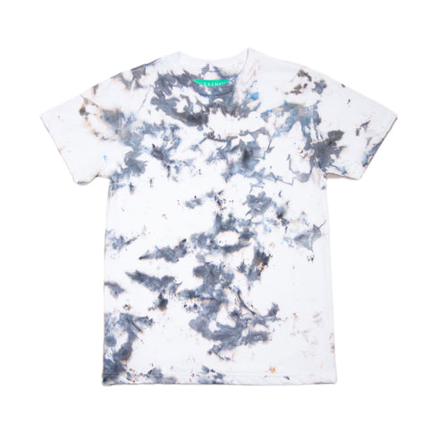 ICE DYE TSHIRT - GREY COLLECTION