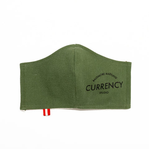 CURRENCY STUDIO LOGO MASK