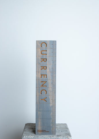 CURRENCY RULER