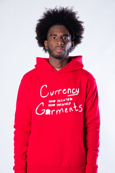 CURRENCY GARMENT 001 HOODIE