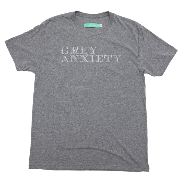 THE GREY ANXIETY T-SHIRT