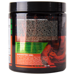 Irate Extreme Pre-Workout Formula