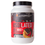 (ISO)LATED 100% Whey Protein Isolate