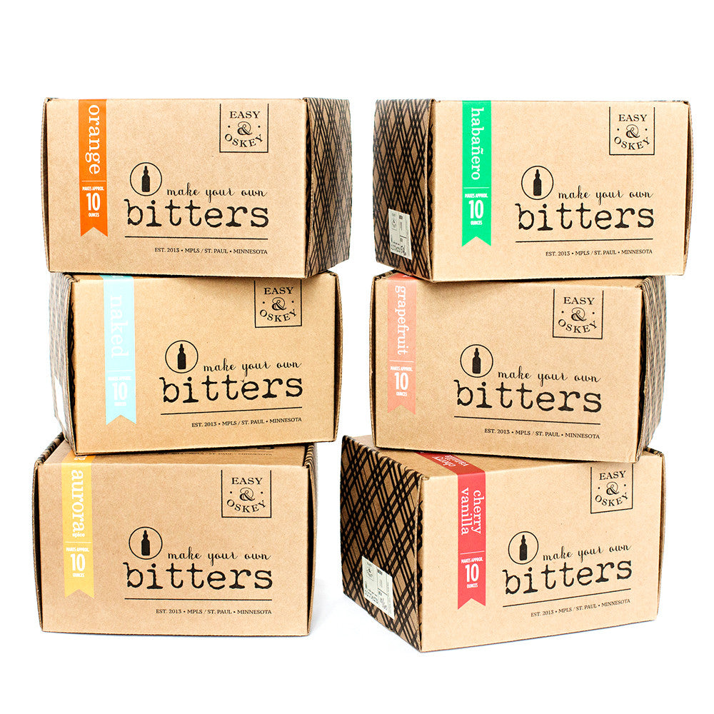 All The Bitters - with Free Shipping