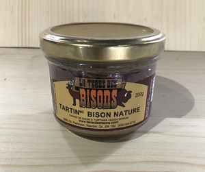 Tartin bison Nature