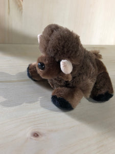 Peluche Mini Bison