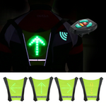 New Safety Vest w/ LED Turn Signals