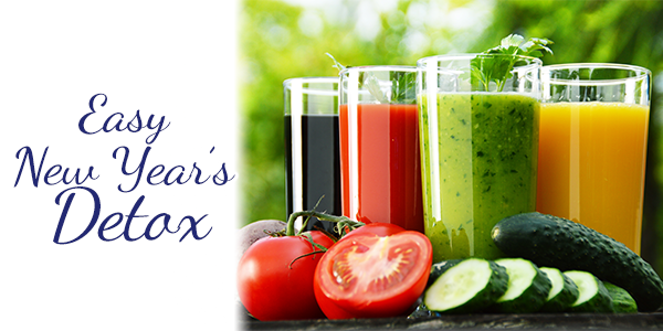 Detox Ideas For A Fresh Start