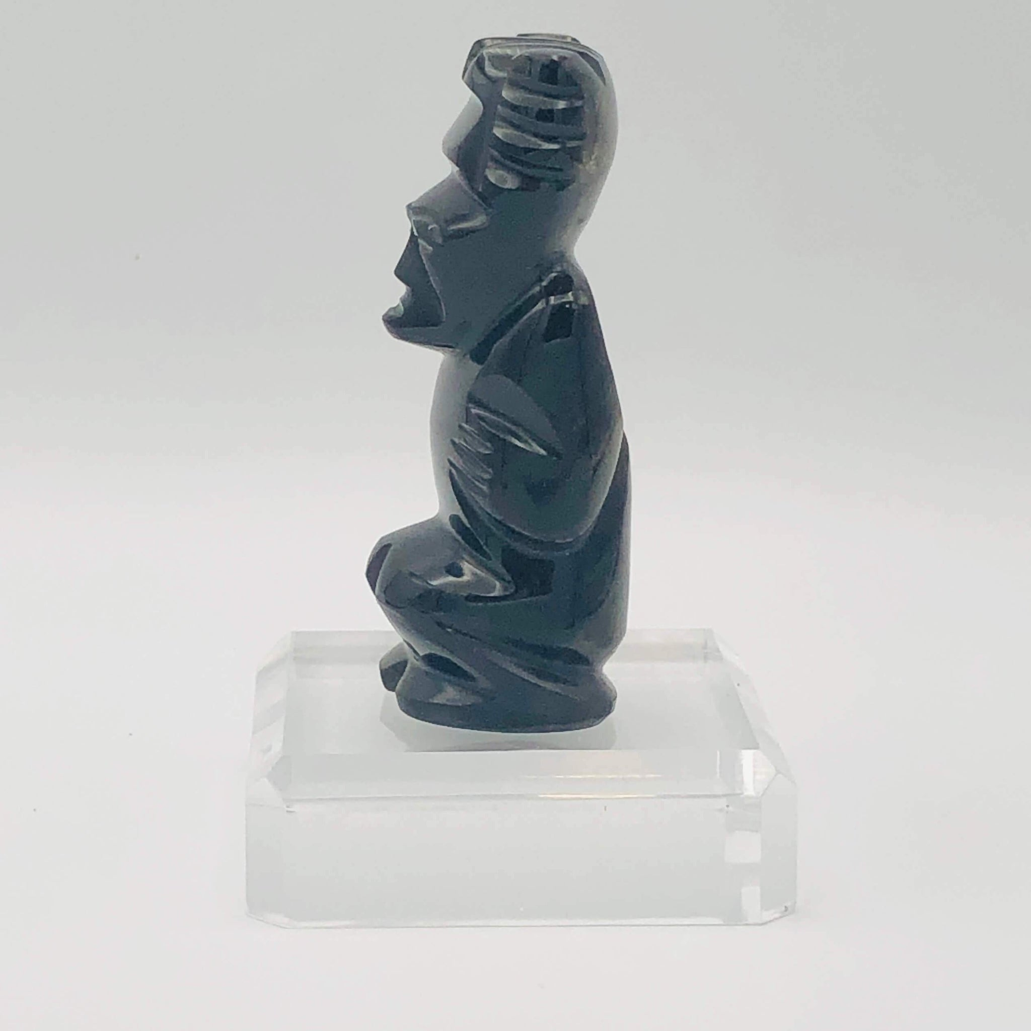 Black Onyx Figurine