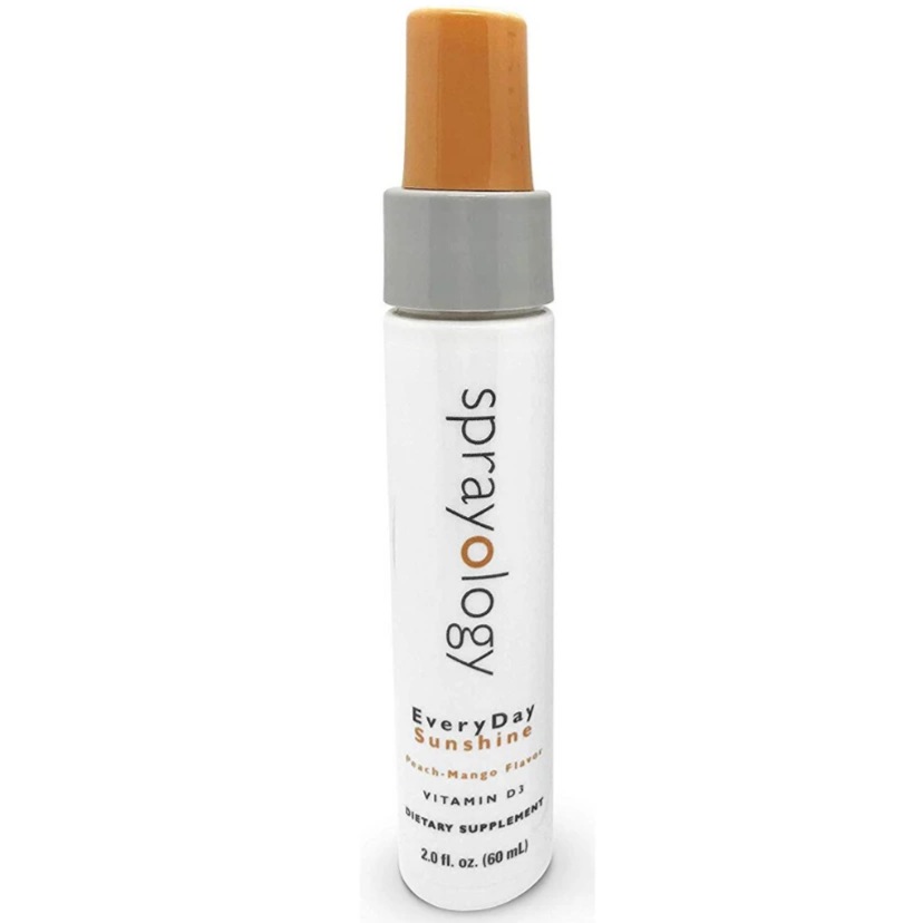 EveryDaySunshine Homeopathic Spray by Sprayology