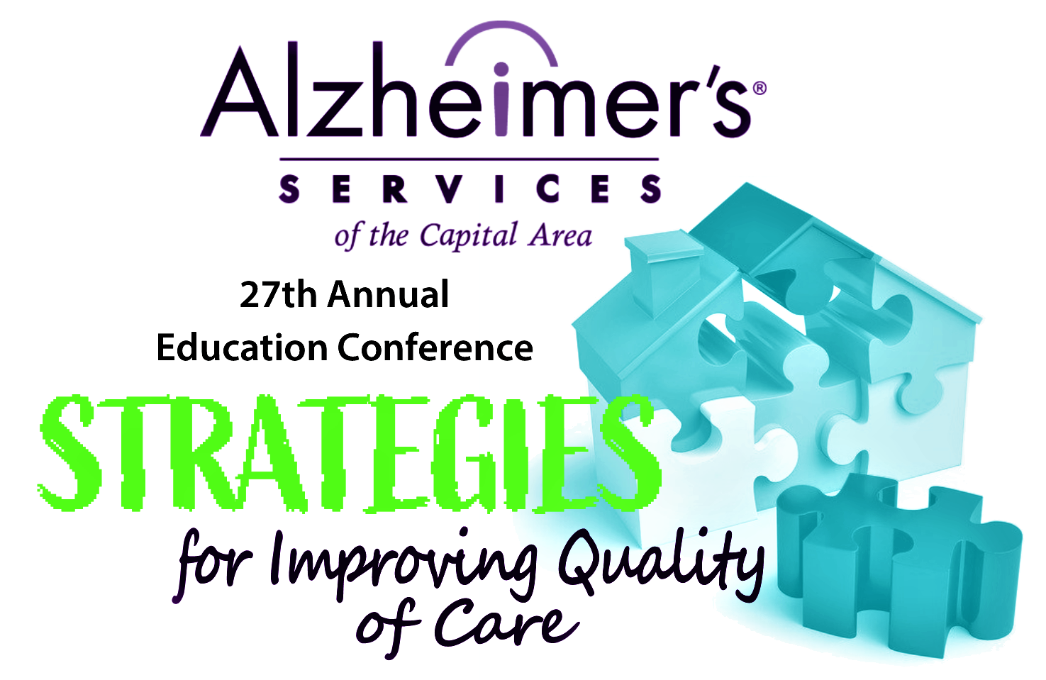 Caregiver/General Public Registration: Alzheimer's Services of the Capital Area Conference