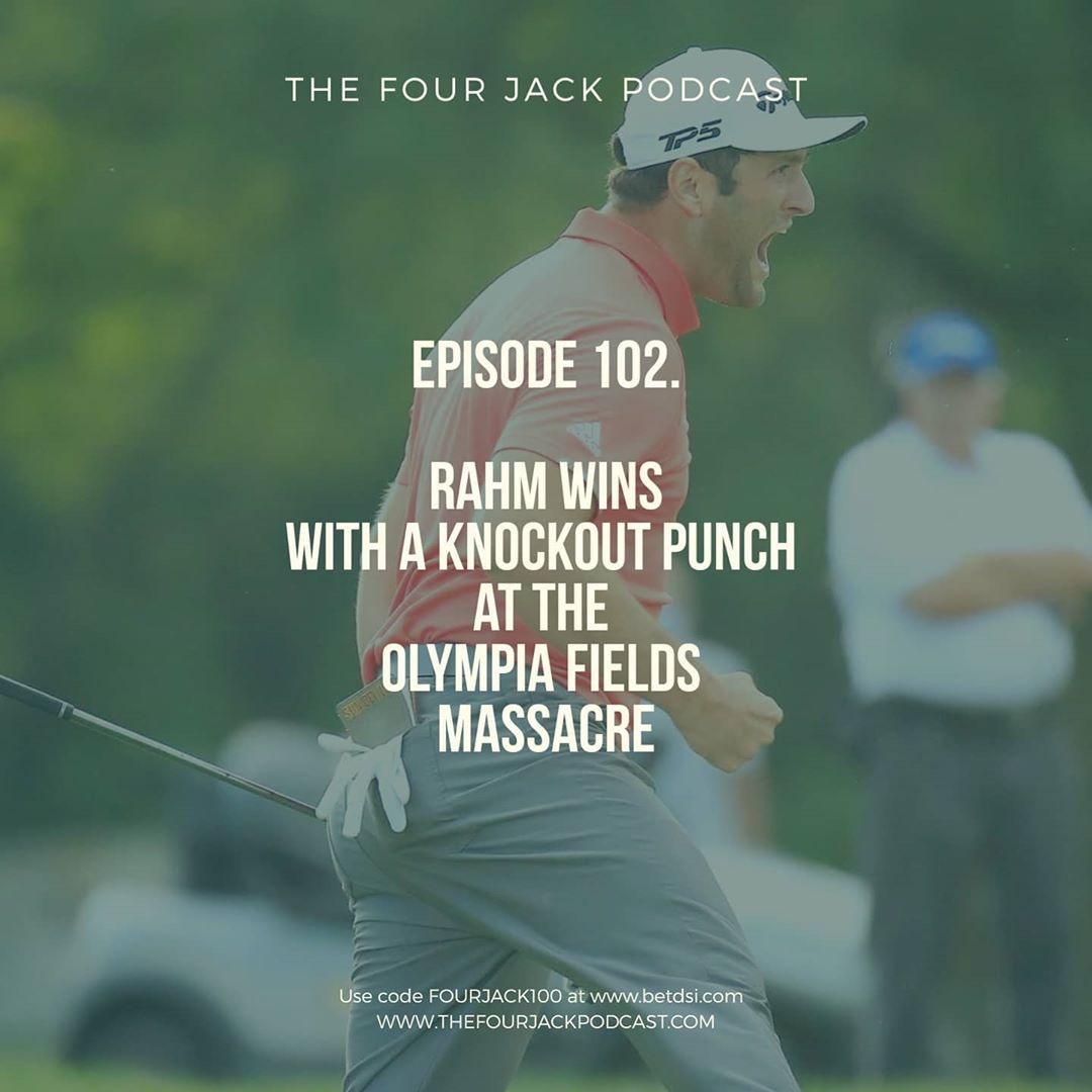Episode 102. Knockout Finish At The BMW Championship