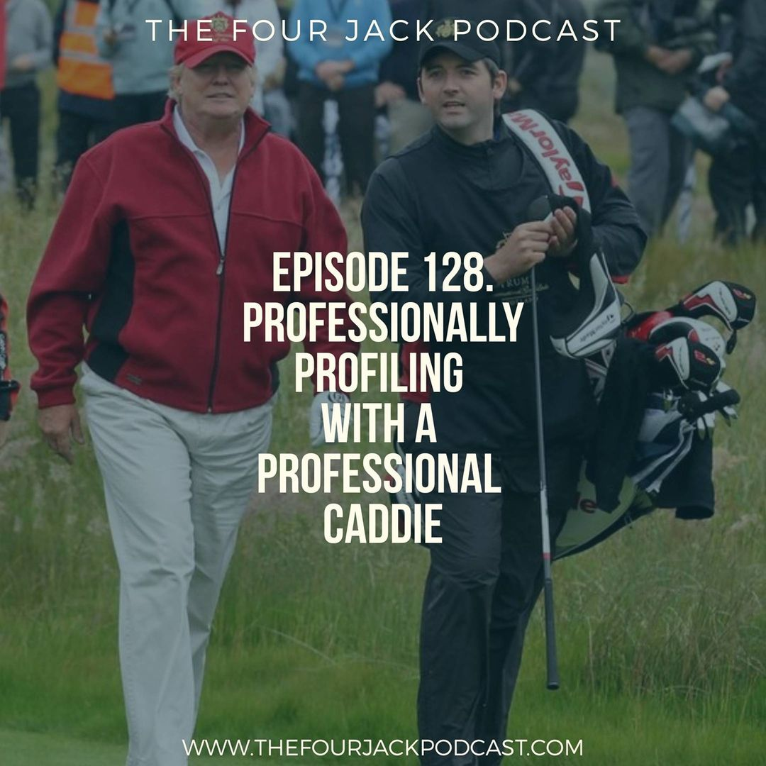 Episode 128. Professionally Profiling With Professional Caddie - Big G