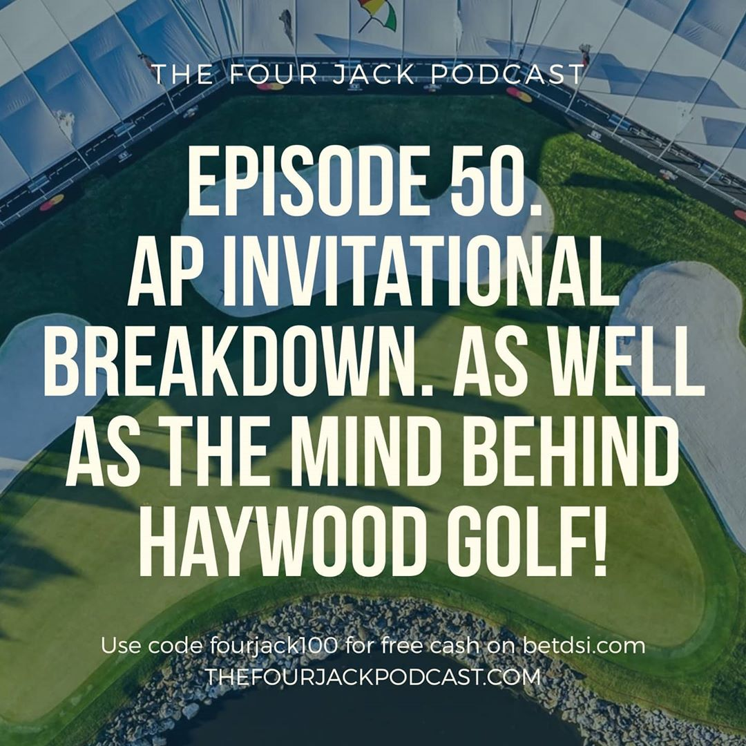 Episode 50 - On Location: HD Golf sim at On Par Golf and Lounge, Tyrrell Hatton takes down Bay Hill, Haywood Golf joins the show, Players Picks by Betdsi.com