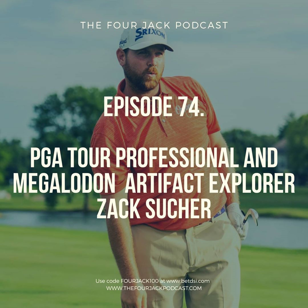 Episode 74. PGA Tour Professional, Mr. Zack Sucher