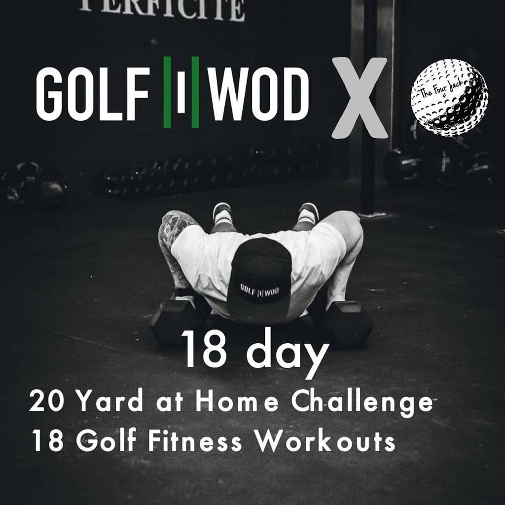18 Day Golf.WOD Workout Challenge