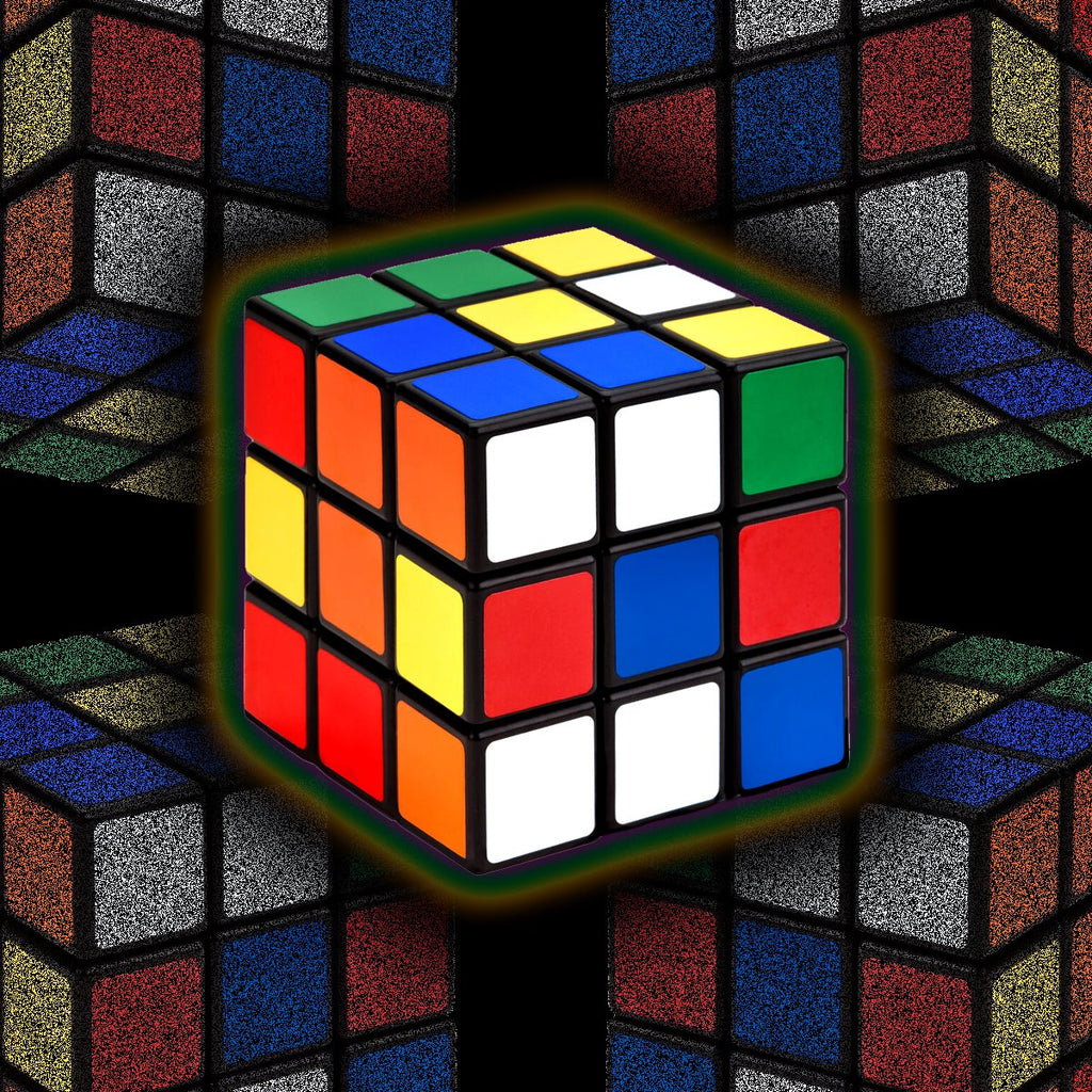 Rubik's Cube: a timeless favorite!