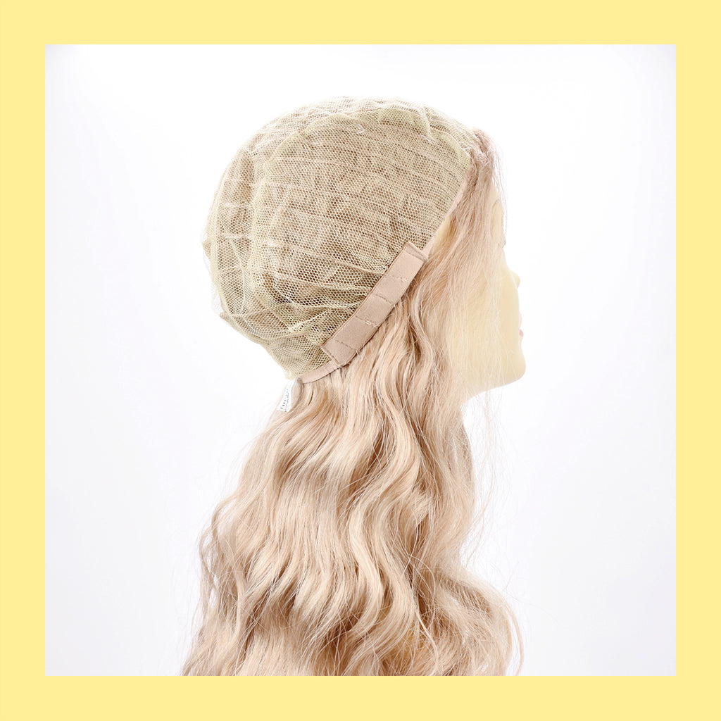Alice Wig in Blonde (Wig Cap)