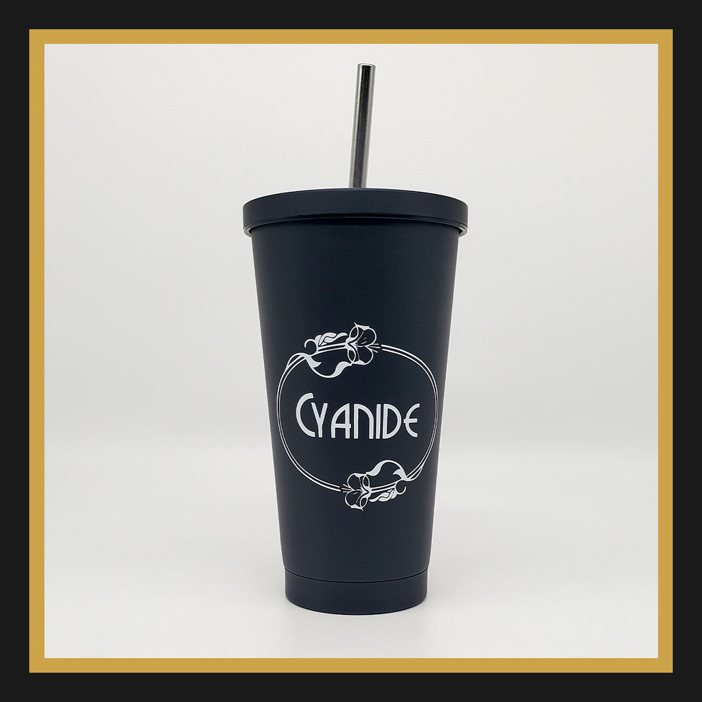 Cyanide Travel Cup