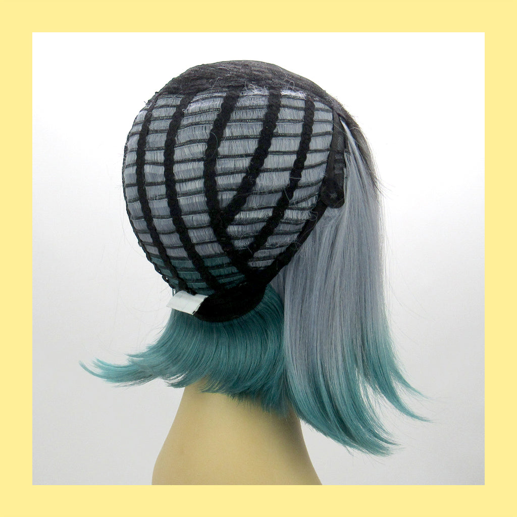 Demi Wig in Denim (Wig Cap)