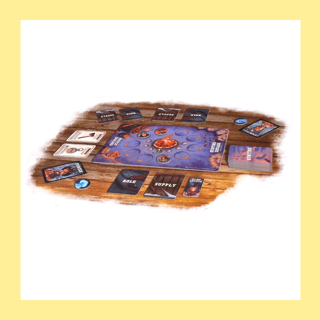 Donner Diner Party Board Game