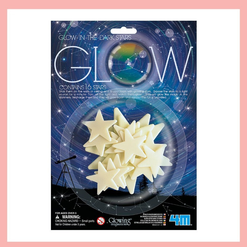 Glow-In-The Dark - Stars