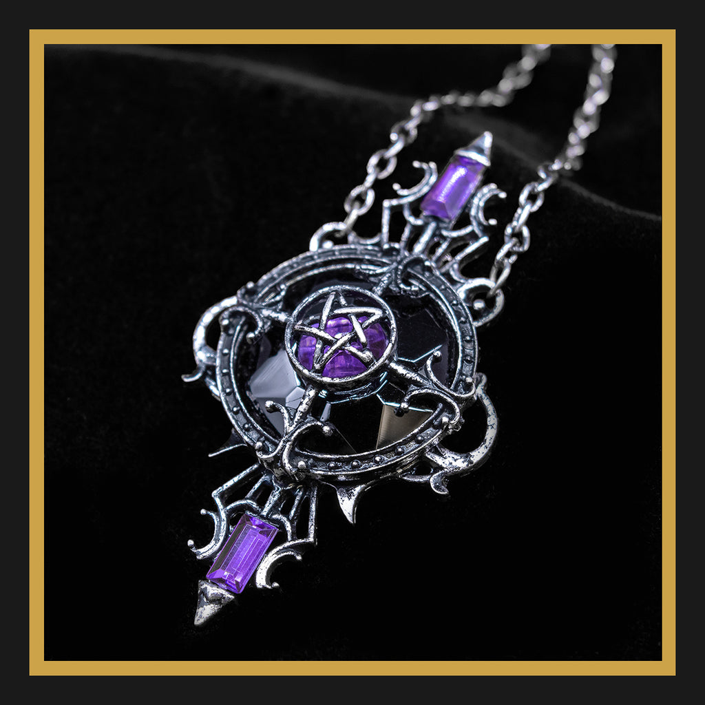 Mystic Pentagram Necklace