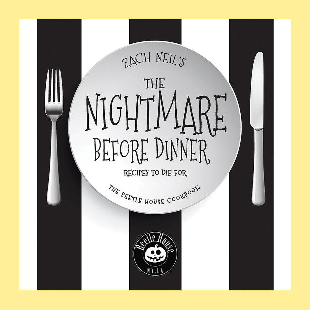 The Nightmare Before Dinner: (Hardcover) By Zach Neil