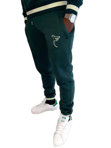 Tranzfit-Varsity Collection/ Men/ Forest Green/Navy