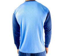 Load image into Gallery viewer, Tranzfit- Long Sleeve Jogger sets(navy/carolina)