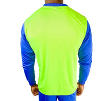 Load image into Gallery viewer, Tranzfit- Long Sleeve Jogger sets(Royal/Green)