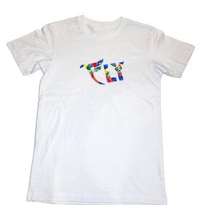 Tranzfit- Fly print TEE