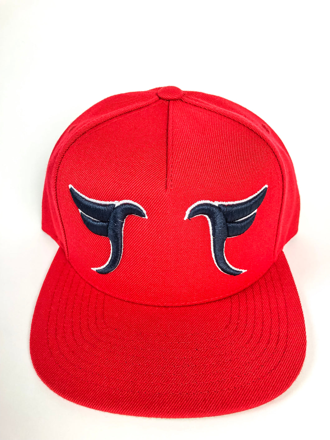 Tranzfit-Mirrored Logo Snap Back (Red)