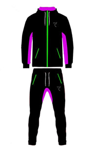 Retrograde 2.0 Set (Black/Magenta/Neon Green)