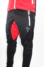 Load image into Gallery viewer, Tranzfit-Retrograde Jogger Pants (Red/Blk/White)