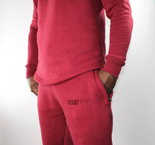 Load image into Gallery viewer, Tranzfit/Force 2 Sweat Pants/Maroon