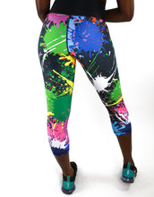 Load image into Gallery viewer, Tranzfit-Splatter Leggings