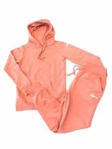 Tranzfit-Dusty Rose Sweatsuit