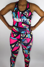 Load image into Gallery viewer, Tranzfit- Stained Glass Tanktop